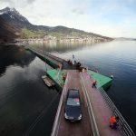 Combifloat floating bridge