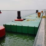 temporary jetty caspian sea modular