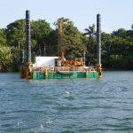 combifloat modular jack up barge