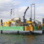 modular jack up for geotechnical work