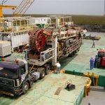 modular drilling platform swamp drilling