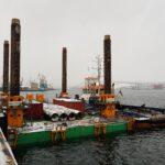 modular jack up barge self elevating platform in murmansk russia