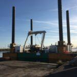 modular jack up barge self elevating platform