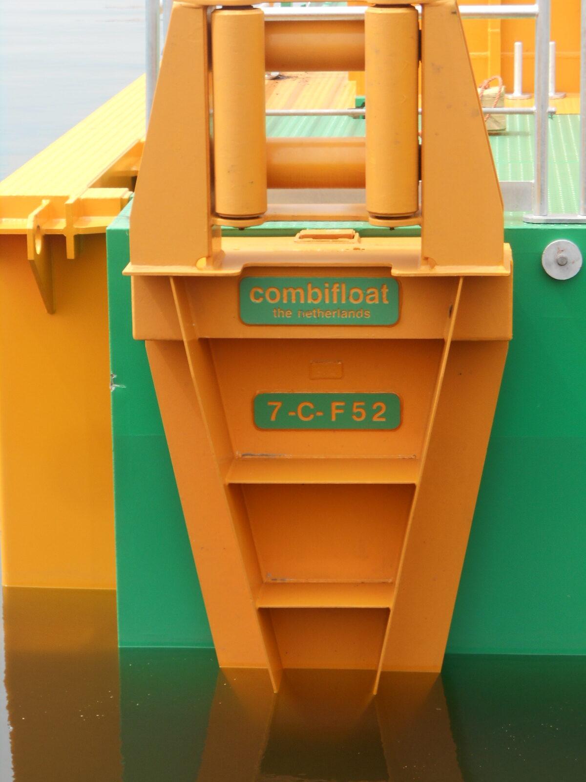 Combifloat accessories fairlead